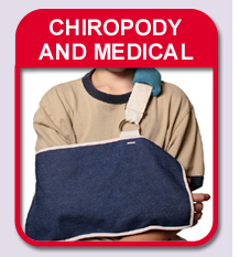 chiropody & medical