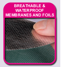 breathable & waterproof membranes & foils