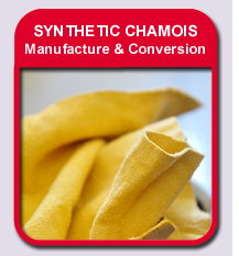 synthetic chamois