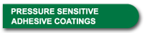 pressure sensitive adhesive coatings