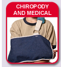 chiropody and medical